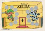 Nintendo Game Pack LoZ Card 6 Front