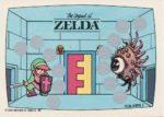 Nintendo Game Pack LoZ Card 7 Front