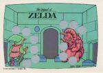 Nintendo Game Pack LoZ Card 9 Front