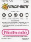 Nintendo Game Pack PO Card 1 Back