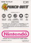 Nintendo Game Pack PO Card 10 Back