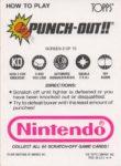Nintendo Game Pack PO Card 3 Back
