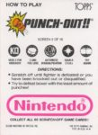 Nintendo Game Pack PO Card 5 Back