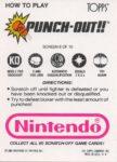 Nintendo Game Pack PO Card 6 Back