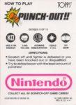Nintendo Game Pack PO Card 8 Back