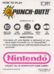 Nintendo Game Pack PO Card 9 Back