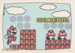 Nintendo Game Pack SMB Card 1 Front