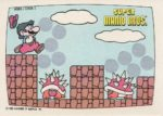 Nintendo Game Pack SMB Card 2 Front