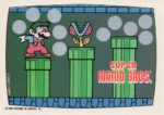 Nintendo Game Pack SMB Card 6 Front