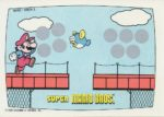 Nintendo Game Pack SMB Card 8 Front