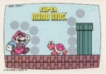 Nintendo Game Pack SMB Card 9 Front