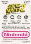Nintendo Game Pack SMB2 Card 1 Back