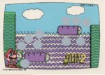 Nintendo Game Pack SMB2 Card 5 Front