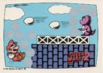 Nintendo Game Pack SMB2 Card 6 Front