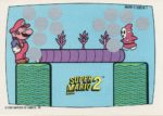 Nintendo Game Pack SMB2 Card 7 Front