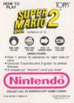 Nintendo Game Pack SMB2 Card 8 Back