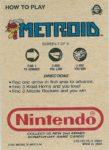 Nintendo Game Pack Series 2 Metroid 7 Back