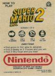 Nintendo Game Pack Series 2 SMB2 1 Back