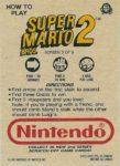Nintendo Game Pack Series 2 SMB2 3 Back
