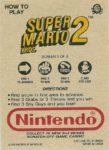 Nintendo Game Pack Series 2 SMB2 5 Back