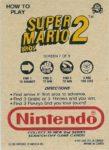 Nintendo Game Pack Series 2 SMB2 7 Back