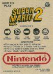 Nintendo Game Pack Series 2 SMB2 8 Back