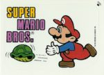 Nintendo Game Pack Series 2 Sticker 38 Front