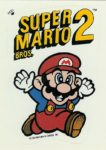 Nintendo Game Pack Series 2 Sticker 40 Front