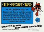 Nintendo Game Pack Series 2 Sticker 43 Back