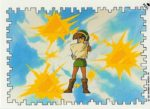 Nintendo Game Pack Series 2 Sticker 44 Front