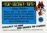 Nintendo Game Pack Series 2 Sticker 46 Back
