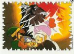 Nintendo Game Pack Series 2 Sticker 47 Front