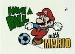 Nintendo Game Pack Series 2 Sticker 53 Front