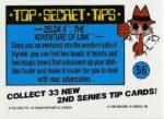 Nintendo Game Pack Series 2 Sticker 56 Back