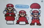 Nintendo Game Pack Series 2 Sticker 58 Front