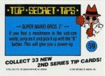 Nintendo Game Pack Series 2 Sticker 59 Back