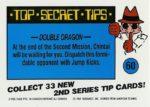 Nintendo Game Pack Series 2 Sticker 60 Back