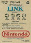 Nintendo Game Pack Series 2 Zelda II 3 Back