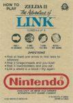Nintendo Game Pack Series 2 Zelda II 6 Back