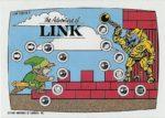 Nintendo Game Pack Series 2 Zelda II 9 Front