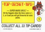 Nintendo Game Pack Sticker 1 Back
