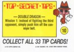 Nintendo Game Pack Sticker 10 Back