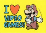 Nintendo Game Pack Sticker 16 Front