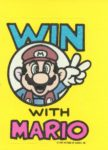 Nintendo Game Pack Sticker 18 Front