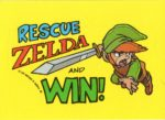 Nintendo Game Pack Sticker 22 Front