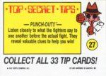 Nintendo Game Pack Sticker 27 Back