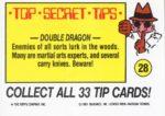 Nintendo Game Pack Sticker 28 Back