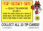 Nintendo Game Pack Sticker 30 Back