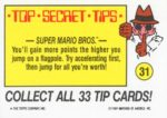 Nintendo Game Pack Sticker 31 Back