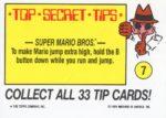 Nintendo Game Pack Sticker 7 Back